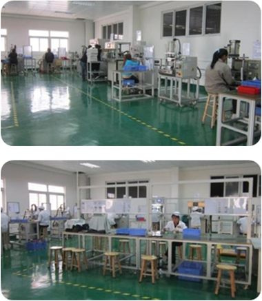 Low pressure molding